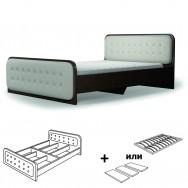Кровать двуспальная Магия  с щитом 1600х2000