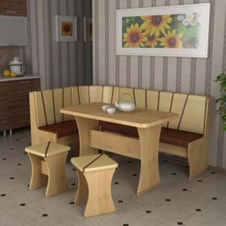 Кухонный уголок Тип 2 ассиметрия