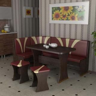 Кухонный уголок Тип 2 тюльпан
