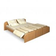 Кровать двуспальная Феникс 1400х2000