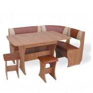Кухонный уголок 1 раскладной стол