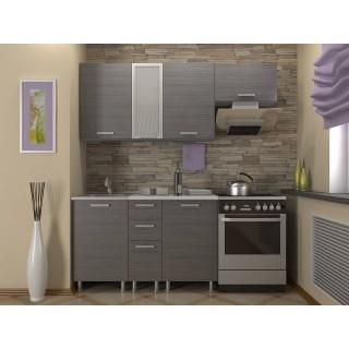 Кухонный гарнитур 1,3 КМ 111 Азалия