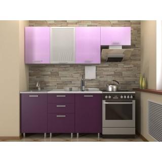Кухонный гарнитур 1,5 КМ 121 Азалия