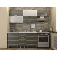 Купить Кухонный гарнитур 1,6 КМ 131 Азалия