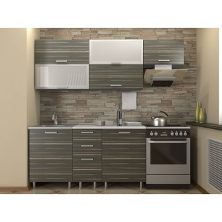 Кухонный гарнитур 1,6 КМ 131 Азалия