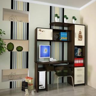 Компьютерный стол РИТМ-ПЛЮС(люкс)
