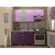 Кухонный гарнитур 1,3 КМ 111 Азалия с шкафом под вытяжку 600