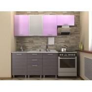 Купить Кухонный гарнитур 1,5 КМ 121 Азалия с шкафом под вытяжку 500