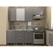 Купить Кухонный гарнитур 1,5 КМ 121 Азалия с шкафом под вытяжку 600