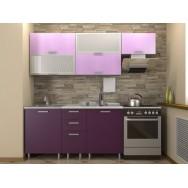 Купить Кухонный гарнитур 1,6 КМ 131 Азалия с шкафом под вытяжку 500
