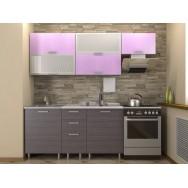 Купить Кухонный гарнитур 1,6 КМ 131 Азалия с шкафом под вытяжку 600