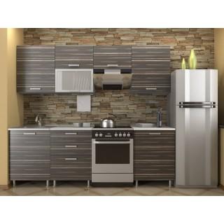 Кухонный гарнитур 1,8 КМ 141 Азалия с шкафом под вытяжку 500