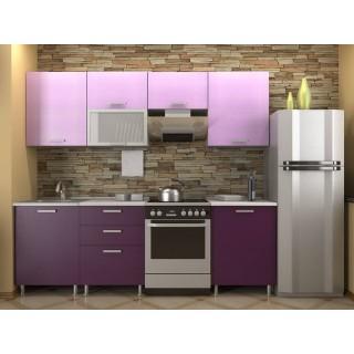 Кухонный гарнитур 1,8 КМ 141 Азалия с шкафом под вытяжку 600